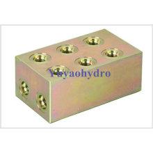 Кованая распределительная коробка для строительных машин Hyundain