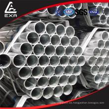 Sitios de venta al por mayor de China pre galvanizado tubo de imc de acero circular