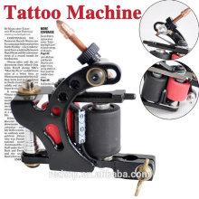 Hochwertiger professioneller Schädelkopf und Skeleton Empible Tattoo Gun