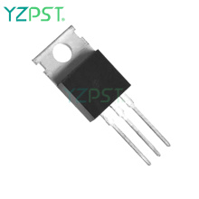 Aplicaciones TO-220P 16A triac BT139