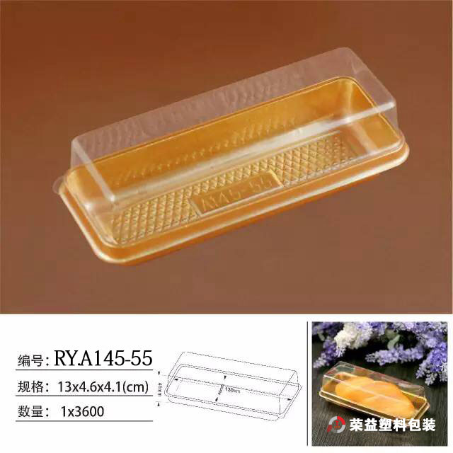 Rectangle Plastic Packing Box