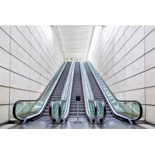 IFE exterior interior Escalera mecánica eléctrica