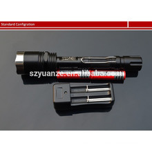LED flashlight, flashlight torch, black light flashlight