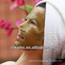 Green Tea collagen face mask Detox Whitening