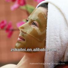 Green Tea collagen face mask Detox Whitening