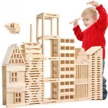 FQ marque jouet éducatif en bois enfants mini jeu de jeu professionnel dominos