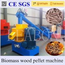 Leabon 1.5-2t / H completa línea de producción de pellets de madera de aserrín Precio