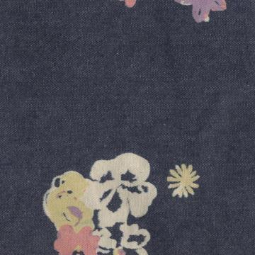 Цветной дизайн мода печатных джинсовой
