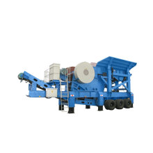 Mini Mobile Jaw Crushing And Screening Plant