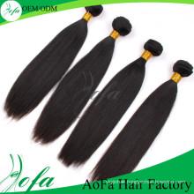 Malaysian Human Natural Hair, Remy Hair, Hair Extension