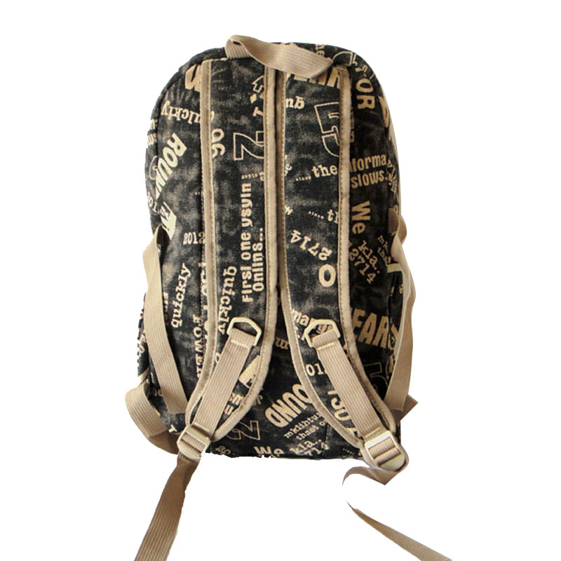 Specially Canvas Backpack