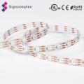 Tira flexible de la prenda impermeable colorida del RGB de la prenda impermeable 3528 / 5050SMD IP65