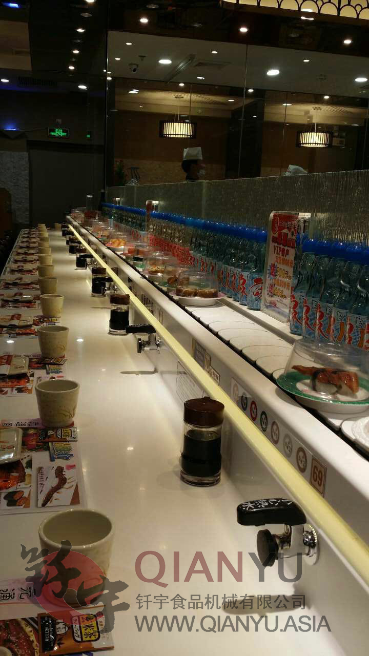 Durable Automatic Conveyor Sushi Belt