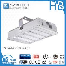 Lampe d'entrepôt de 480VAC 160W LED avec la puce de 135lm / W LED