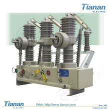 ZW32-12 / 24 Série de la colonne extérieure à haute tension vide circuit disjoncteur
