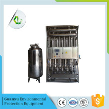 Batterij Industrial Tubular Water Distillation Equipment
