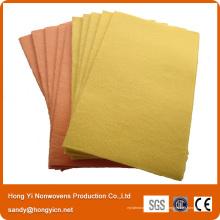 Chiffon de nettoyage en tissu non tissé, tissu multifonctionnel