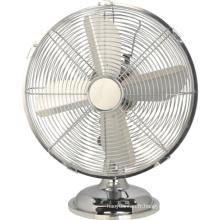 Ventilateur industriel de bureau de ventilateur de Tableau de refroidissement à grande vitesse de 12 ''