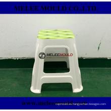 Taburete de plástico para niños Molde de taburete para niños