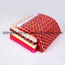 Mode-Design-PV-Fleece, Polyester-Strickgewebe