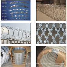 Concertina Razor Wire of Ss Grade 304