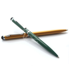 Slim Touch Pen Nom d'impression personnalisé Stylo