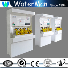 chlorinated solvents generator for kitchen use