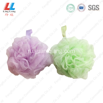 Luxury exfoliating removal bath sponge shower ball