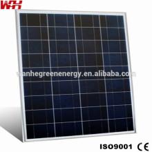 Painel solar impermeável policristalino e módulo solar