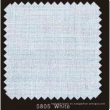 Interlineado Fusible Doble Tejido Color Blanco Tejido (5805 blanco)