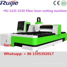 Découpeuse de laser de tube de tôle de fibre 500W 700W 1000W (RJ-1325 RJ1530)