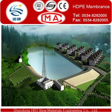 Abdichtung Konstruktionen von HDPE-Membranen, machen auf Bestellung und niedrigen Preis
