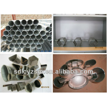 Steel Irregular Pipe Tube/Steel Special Pipes and Tubes