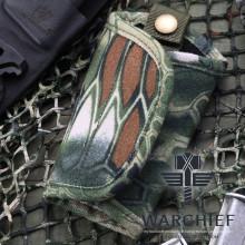 Sports de plein air chasse Combat chef Mute Lock clés sac tactique pour clés