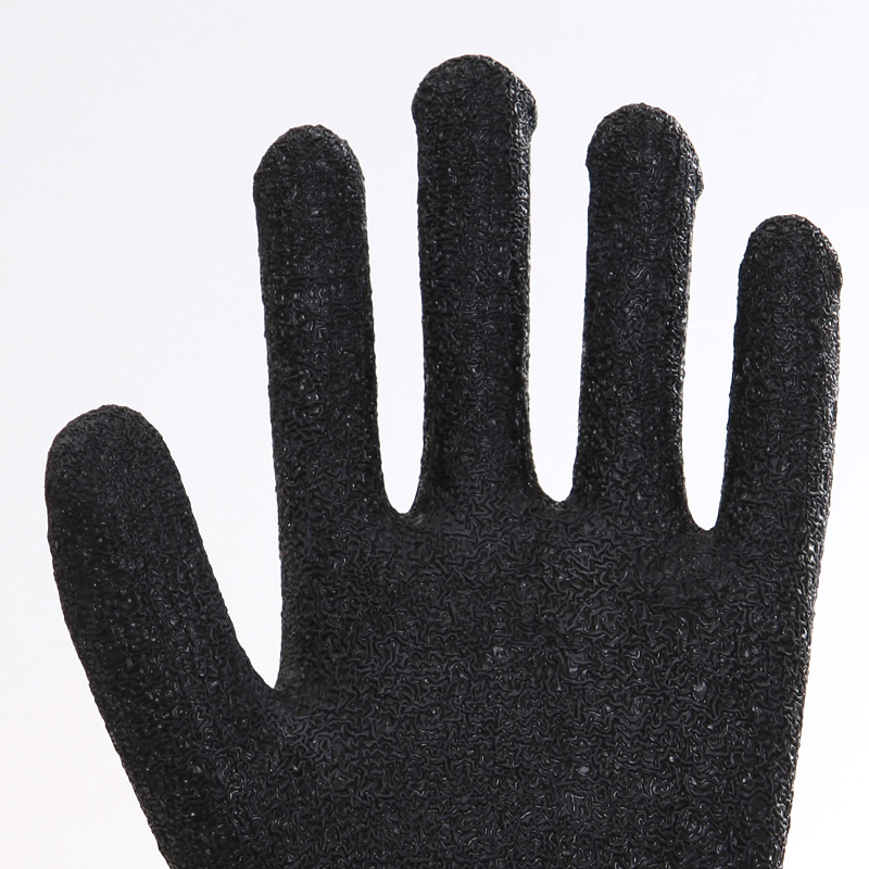 10 Gauge Hi-Viz  Brushed Gloves