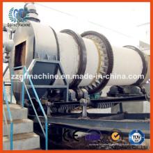 Línea de fabricación de pellets para fertilizantes químicos orgánicos