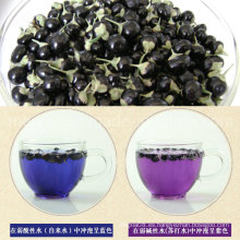 Medlar secada Ningxia Red Organic Wolf Black Berry