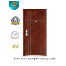 Simplestyle Security Steel Door for Interior (B-1008)