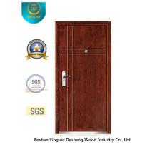 Porta de aço de segurança Simplestyle para interior (B-1008)