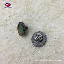 Custom Metall Stempel Emaille Runde kleine Abzeichen