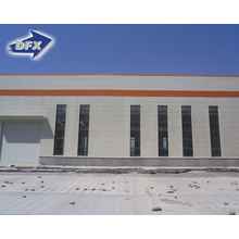 China fast erection prefabricated steel structure chemical industrial production factory plant with safe steel frame