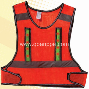 special design led vest fashion good quality