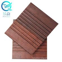 Waterproof deep charcoal bamboo growing underdecking outdoor for flooring