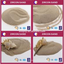 Sable de zircon à haute réfractaire