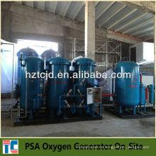Sistema de oscilación de presión para barra de oxígeno
