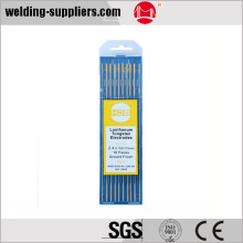 4mm Arc welding rods tungsten electrode WL15