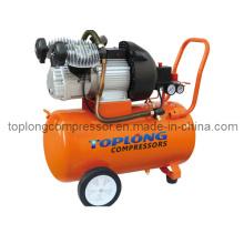 Bomba de compresor de aire portátil dirigida directa del mini pistón (V-3050)