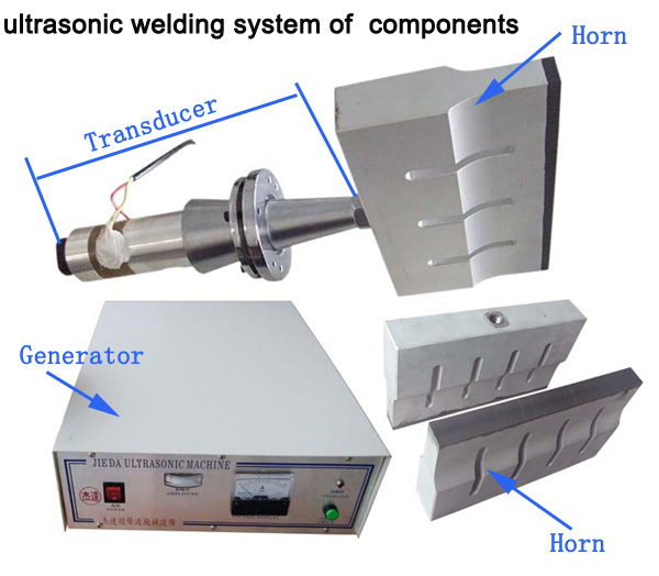 15KHZ Ultrasonic System For Welding Paper Cup
