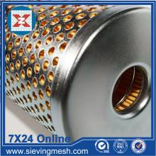 Porous Metal Filter Tube