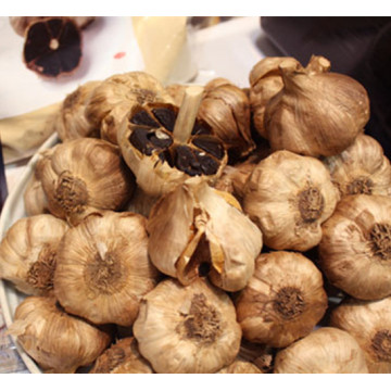 Aged Black Garlic From Black Garlic Fermenter Machine